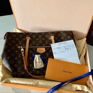 Louis Vuitton Iena MM Shoulder Bag